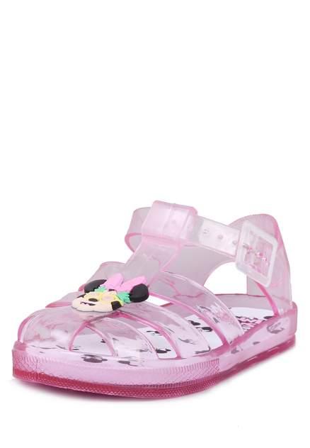 Сандалии детские Minnie Mouse, цв. розовый р.22