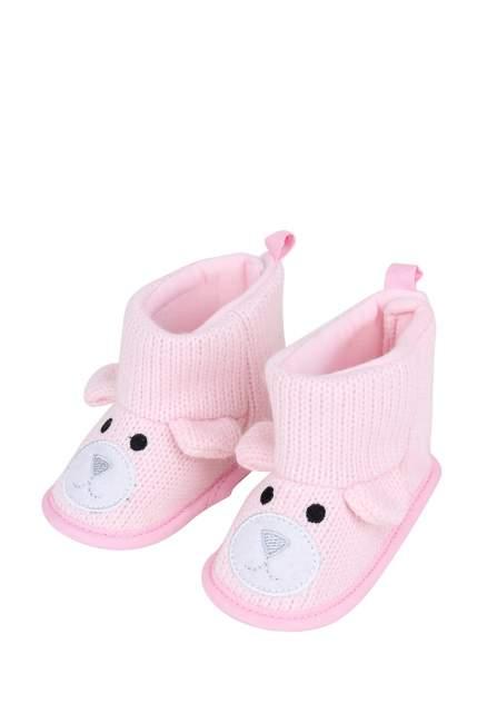 Пинетки детские Kari Baby, цв. розовый