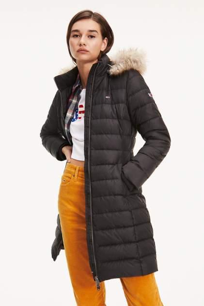 Пуховик-пальто женский Tommy Hilfiger DW0DW07086 черный S