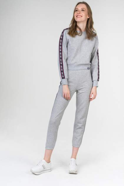 Свитшот Juicy Couture JWTKT179487, серый