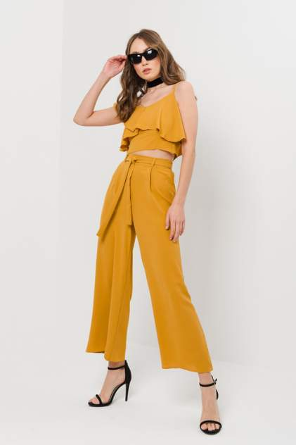 Женский костюм ELARDIS El_W10362, желтый