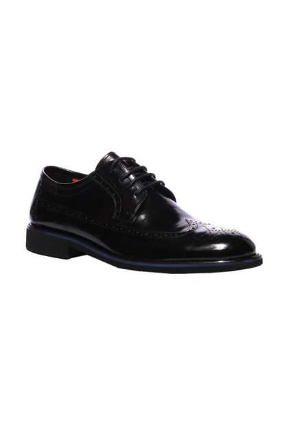 Туфли мужские Vitacci M178093 черные 44 RU