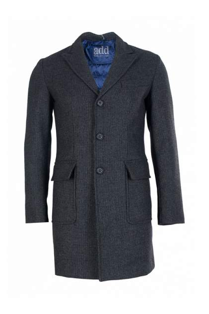 Пальто мужское add 83564 серое 50 IT