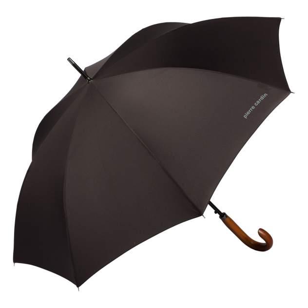 Зонт-трость мужской полуавтоматический Pierre Cardin 80967-LA черный