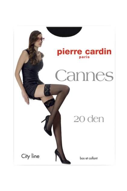 Чулки женские Pierre Cardin Cr CANNES0 черные 4
