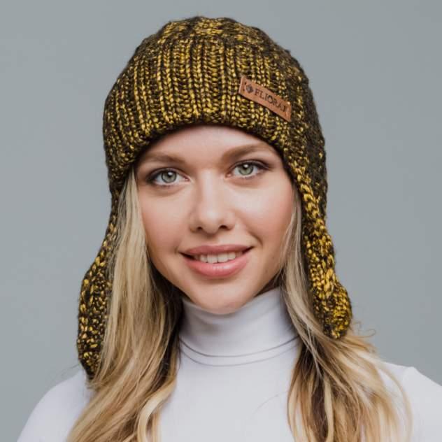Шапка женская Flioraj 363FJ золотистая