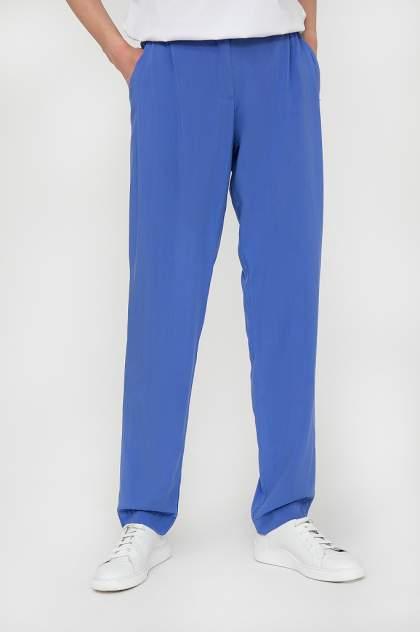 Брюки женские Finn Flare S20-11099 синие 3XL