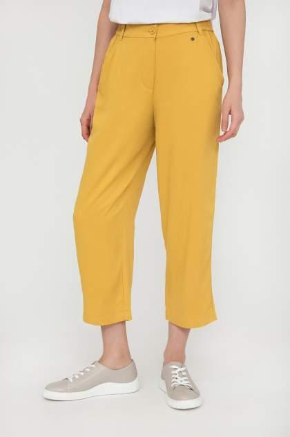 Женские брюки Finn Flare S20-12076, желтый