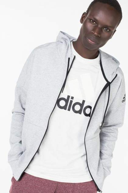 Толстовка мужская Adidas CG2088 серая 44