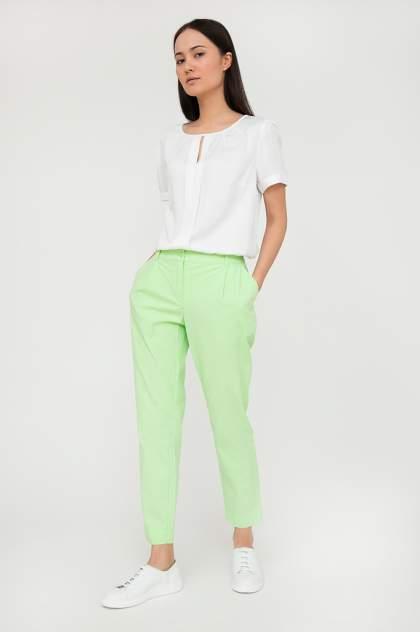 Брюки женские Finn Flare S20-14001 зеленые L