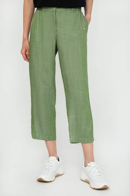 Женские брюки Finn Flare S20-140106, зеленый