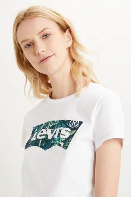 Футболка женская Levi's 1736910430 белая S