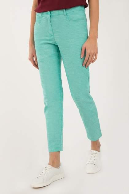 Женские брюки Finn Flare S20-11065, зеленый