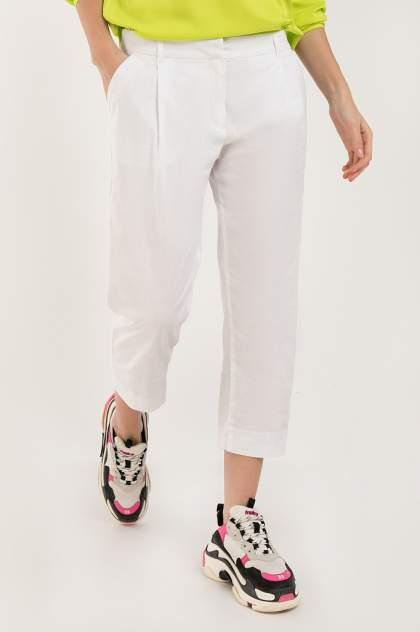 Женские брюки Finn Flare S20-11085, белый