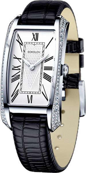 Наручные часы кварцевые женские SOKOLOV 119.30.00.001