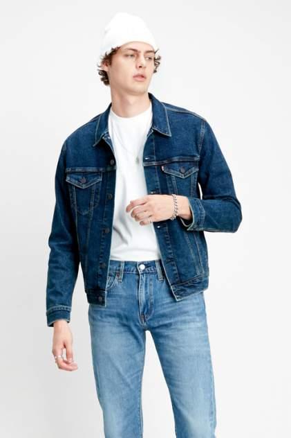 Мужская джинсовая куртка Levi's 7233404660, синий