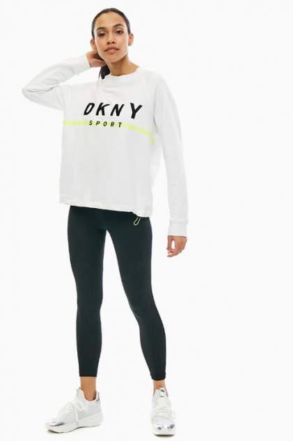 Толстовка женская DKNY DP8T6034 белая S