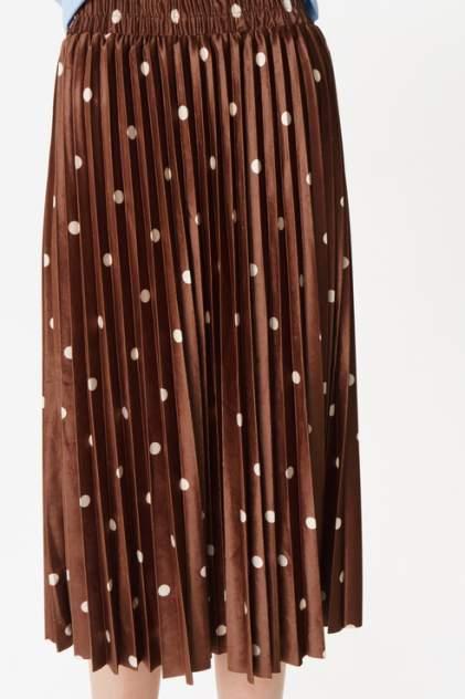 Юбка женская JCL 2520 коричневая 42-46