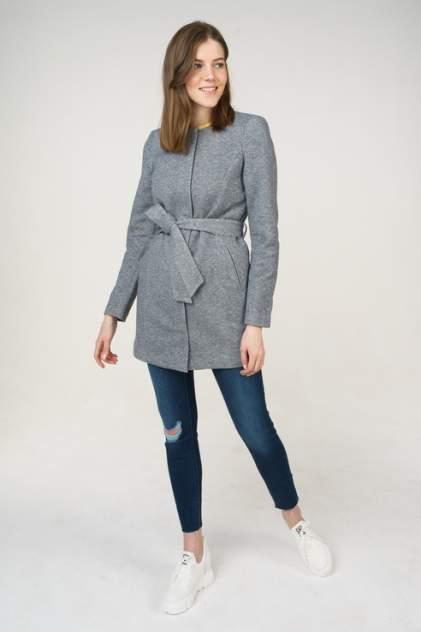Пальто женское Vero Moda 10207001 серое XL