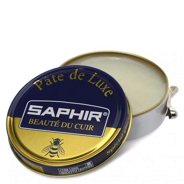 Крем для гладкой кожи Pate De Luxe Saphir Neutral (Бесцветный)