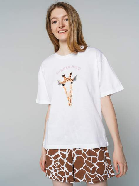 Пижама ТВОЕ 80325, белый