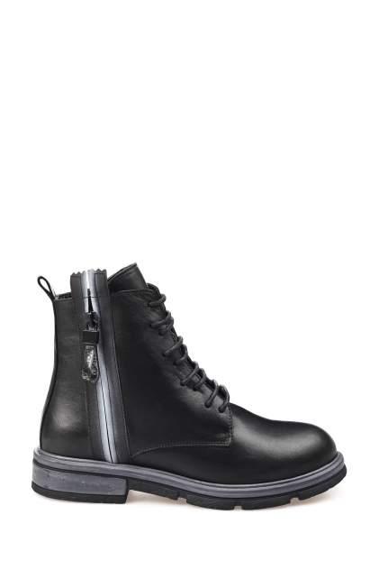 Ботинки женские El Tempo 42-104-1 черные 39 RU