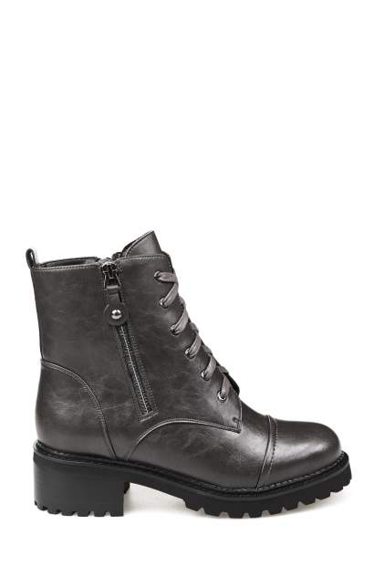Ботинки женские El Tempo VIC5-4_Z9183MM-CT19 серые 37 RU