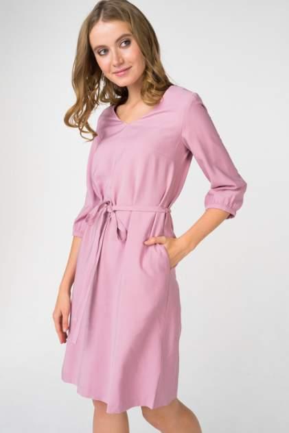 Повседневное платье женское Baon B458015 розовое L