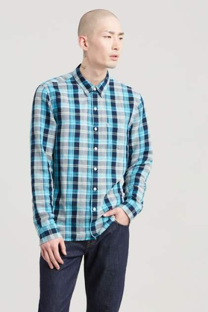 Рубашка мужская Levi's 6582404140, голубой