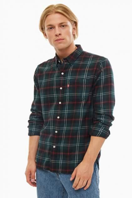 Рубашка мужская Levi's 6582404460 разноцветная 48