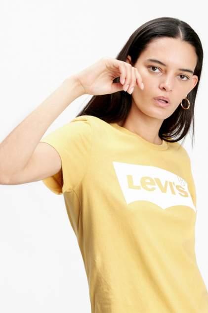 Футболка женская Levi's 1736907780 желтая L