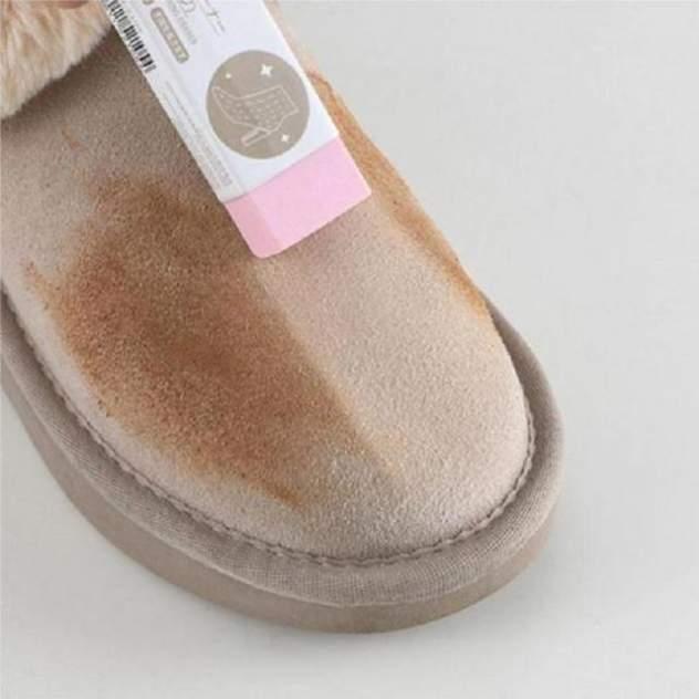 Набор ластиков для чистки обуви и аксессуаров из кожи, замши, нубука SP Sauce