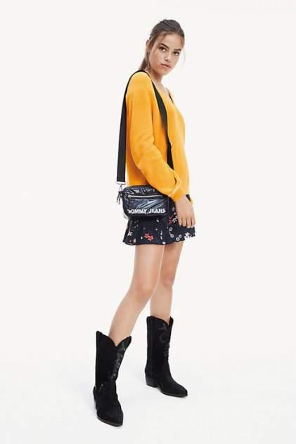 Пуловер женский Tommy Jeans DW0DW07187 желтый L