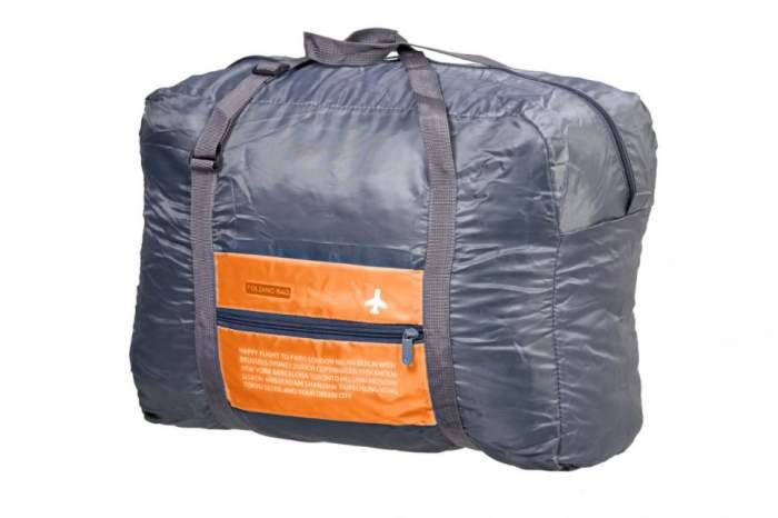 Дорожная сумка Bradex Полет оранжевая 46 х 34 х 20 см