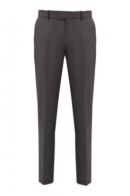 Классические брюки Finn Flare A20-21036, серый