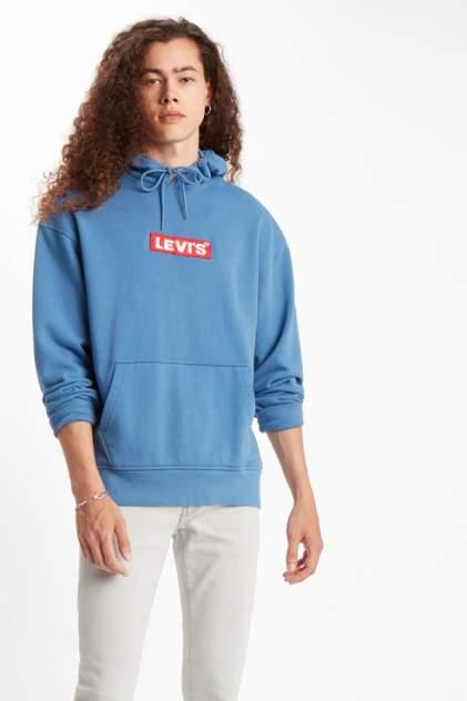 Толстовка мужская Levi's 7263200240 синяя 50