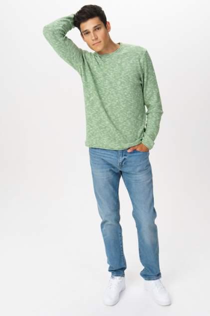 Свитшот мужской ONLY & SONS 22008700 зеленый 50