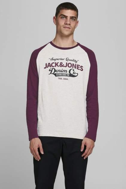 Футболка мужская Jack & Jones 12172365 красная L