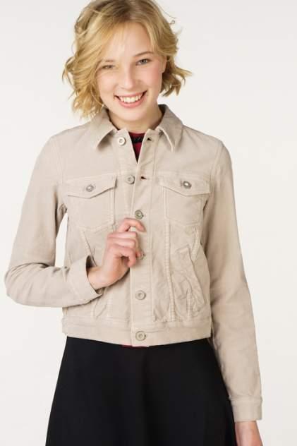 Женская джинсовая куртка Marc O'Polo 016370167/704, серый