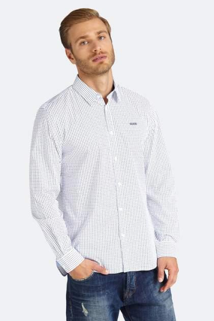 Рубашка мужская Guess M93H25W8BX0PTY0 белая 50