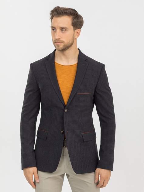 Пиджак мужской Marc De Cler Ps 2190-21-23751Brown-182, коричневый