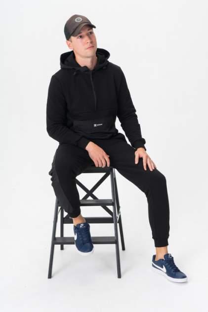Костюм мужской Tom Farr T M8096.58 черный 50