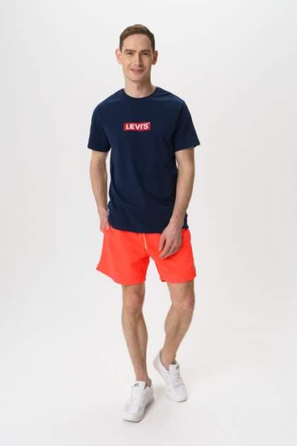 Шорты для плавания мужские Guess F02T01TEL27 оранжевые 50
