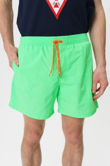 Шорты для плавания мужские Guess F02T01TEL27 зеленые 50