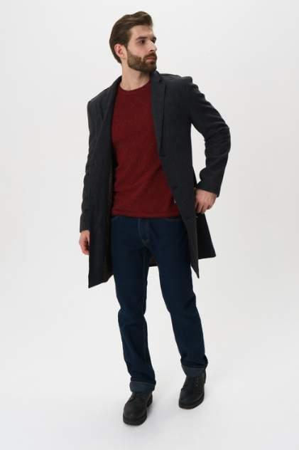 Пальто мужское Casual friday 20502318 серое L