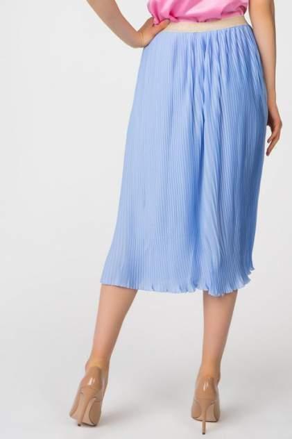 Юбка женская T-Skirt SS17-02-0392-FS голубая 44