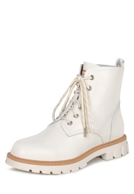 Ботинки женские Alessio Nesca YYQ21AW-300, белый