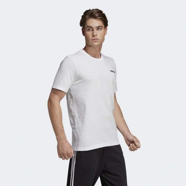 Футболка Adidas Essentials DQ3089, белый