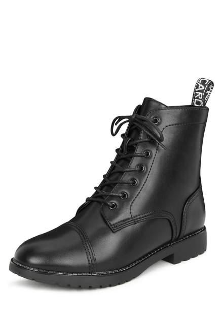 Ботинки женские T.Taccardi K0572MH-2, черный