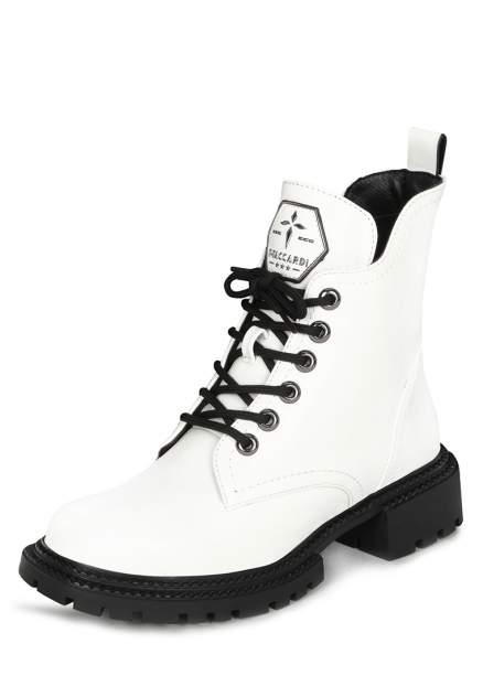 Ботинки женские T.Taccardi JX21W-682-7_2, белый